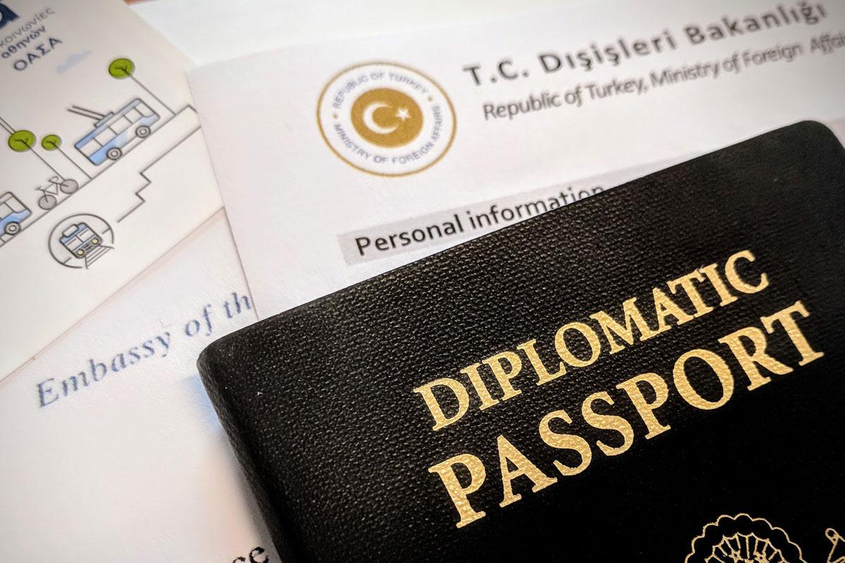 Pasaport Işlemleri Başvurusu Konya Konsolosluk Yurtdışı Emeklilik